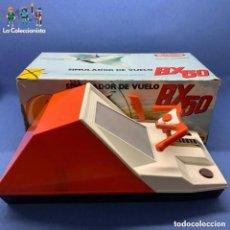 Radio Control: SIMULADOR DE VUELO - BIANCHI - BX 50 - MADE IN SPAIN - AÑOS 80´S. Lote 205136987