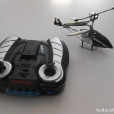 Radio Control: HELICOPTERO MINI RADIOCONTROL CON MANDO GRAUPNER HELICOPTER. Lote 207223420