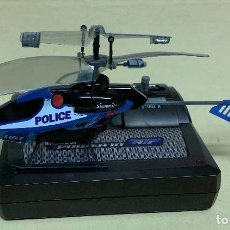 Radio Control: HELICOPTERO CONTROL REMOTO - POLICE - SILVERLIT. Lote 208216630