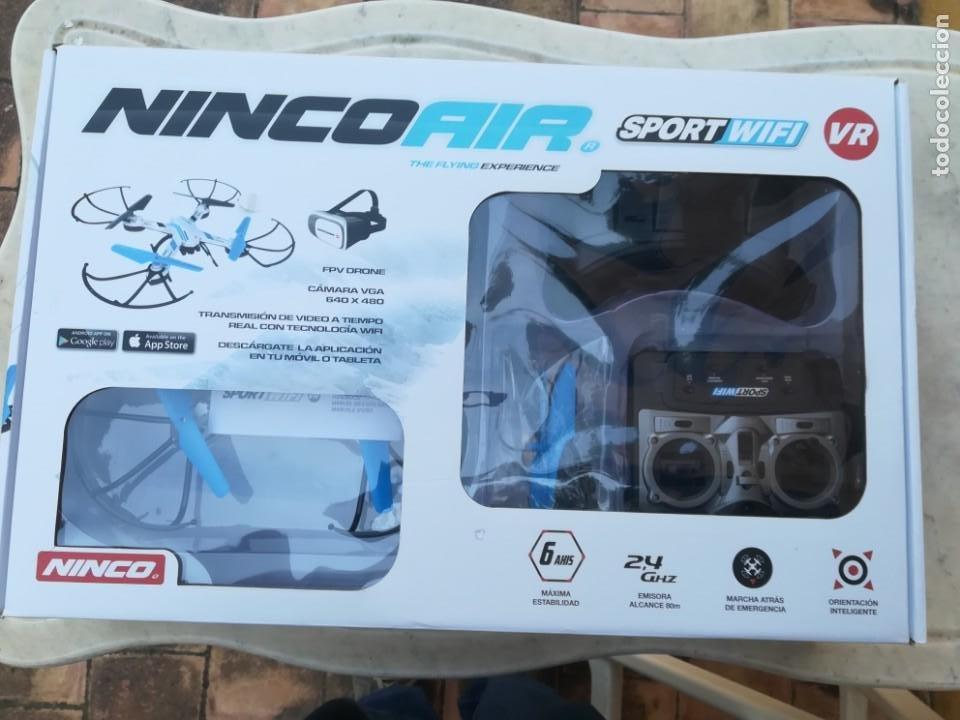 Radio Control: Oportunidad. Dron Nincoair. A estrenar - Foto 4 - 209641298
