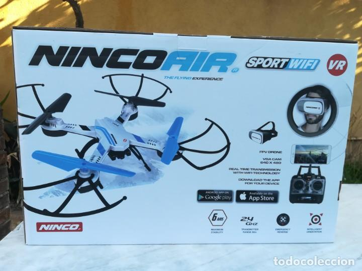 OPORTUNIDAD. DRON NINCOAIR. A ESTRENAR (Juguetes - Modelismo y Radiocontrol - Radiocontrol - Aviones y Helicópteros)