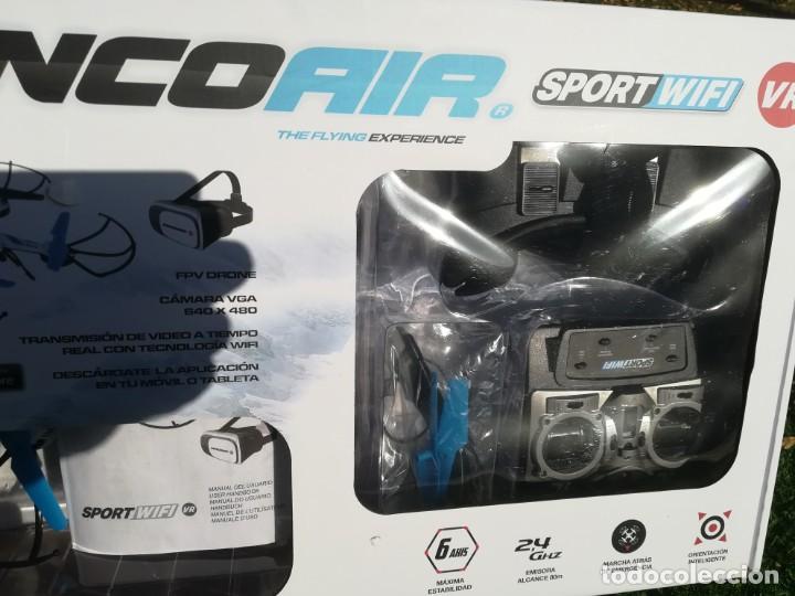 Radio Control: Oportunidad. Dron Nincoair. A estrenar - Foto 2 - 209641298
