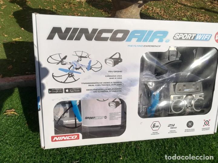 Radio Control: Oportunidad. Dron Nincoair. A estrenar - Foto 3 - 209641298