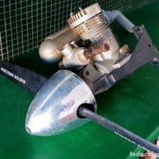 Radio Control: MOTOR DE GASOLINA PARA AVIÓN RADIOCONTROL SC 53. Lote 210102511