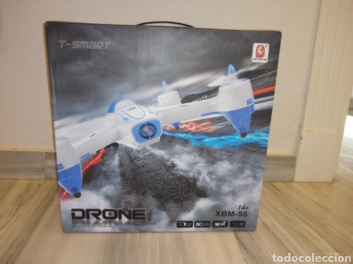 Radio Control: Drone T-Smart XBM-55 Con cámara y video HD - Nuevo con caja - Foto 2 - 210942209