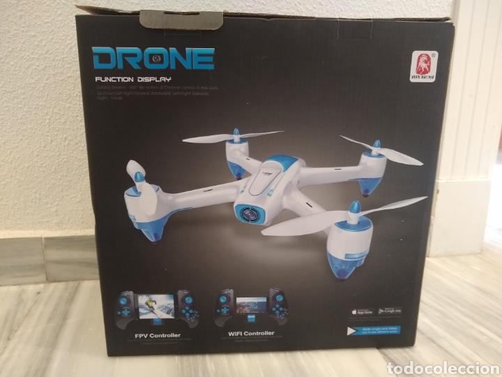 Radio Control: Drone T-Smart XBM-55 Con cámara y video HD - Nuevo con caja - Foto 3 - 210942209