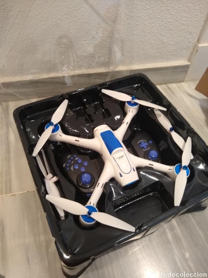 DRONE T-SMART XBM-55 CON CÁMARA Y VIDEO HD - NUEVO CON CAJA (Juguetes - Modelismo y Radiocontrol - Radiocontrol - Aviones y Helicópteros)
