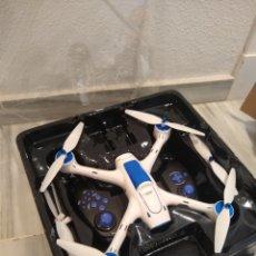 Radio Control: DRONE T-SMART XBM-55 CON CÁMARA Y VIDEO HD - NUEVO CON CAJA. Lote 210942209