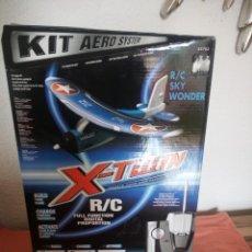 Radio Control: X-TWIN RADIO CONTROL,SILVERLIY ELECTRONIKS. Lote 211620526