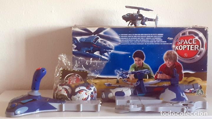 SPACE KOPTER GIOCHI PREZIOSI (Juguetes - Modelismo y Radiocontrol - Radiocontrol - Aviones y Helicópteros)
