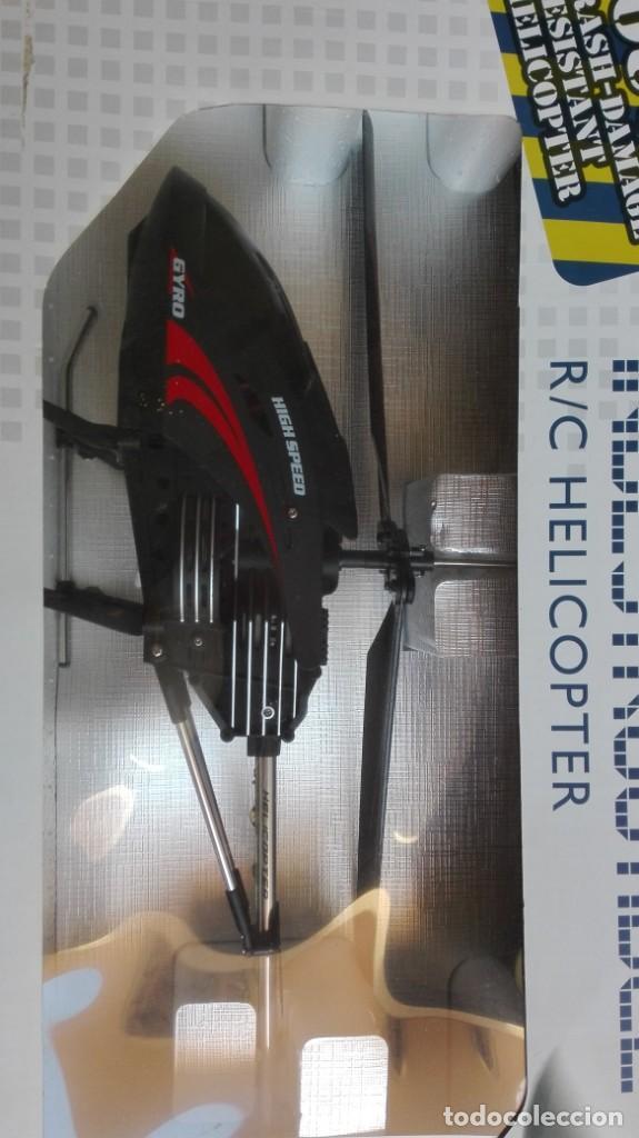 Radio Control: Helicoptero rc - Foto 3 - 216531513