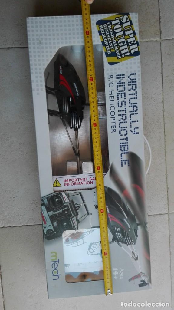 Radio Control: Helicoptero rc - Foto 4 - 216531513