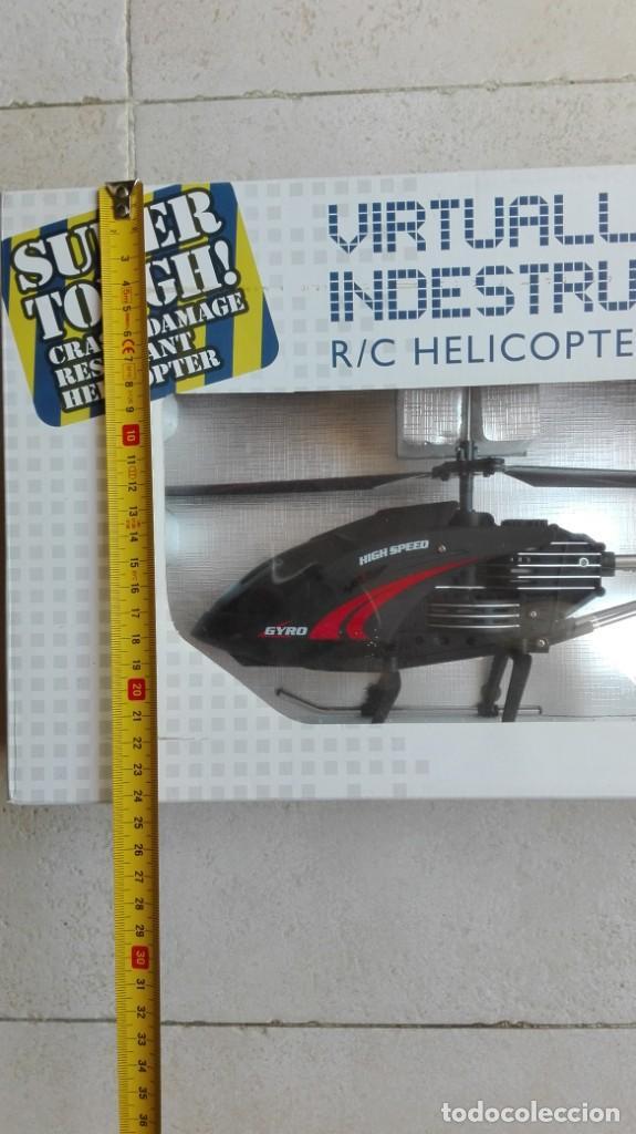 Radio Control: Helicoptero rc - Foto 5 - 216531513