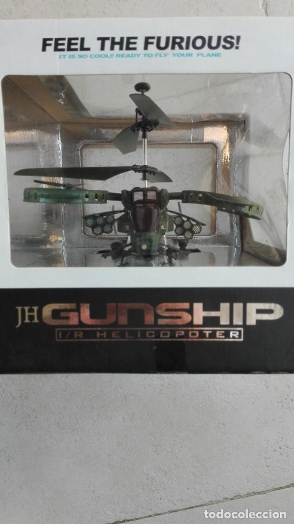 Radio Control: Helicoptero rc/ir - Foto 5 - 216531991