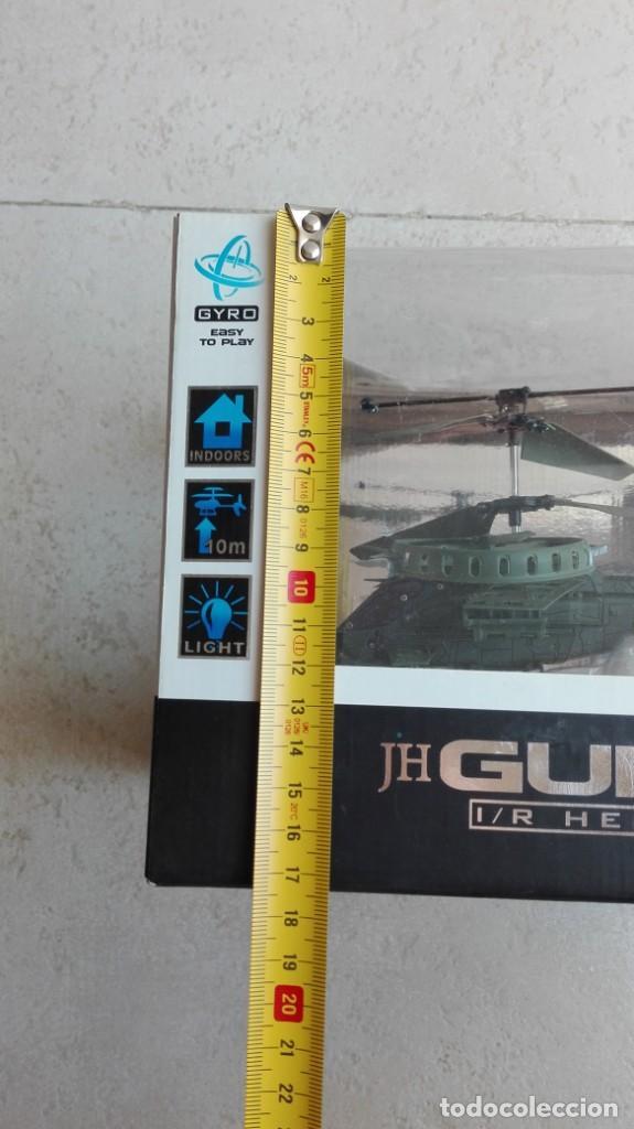 Radio Control: Helicoptero rc/ir - Foto 8 - 216531991