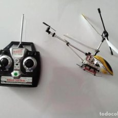 Radio Control: HELICOPTERO RADIO CONTROL RQ:8577 - 3 CHANNEL. Lote 217229758