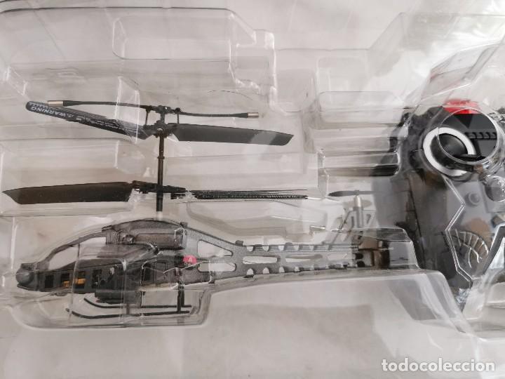 Radio Control: HELICÓPTERO RADIO CONTROL - GUNSHIP / TECH TEAM RC - 2009 - Foto 3 - 222086905