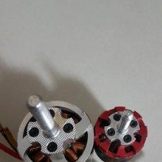 Radio Control: LOTE MOTORES ELECTRICOS AVION RADIOCONTROL MODELISMO ELECTRICO RC. Lote 235371450