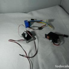 Rádio Controlo: LOTE ACCESORIOS MODELISMO RADICONTROL. Lote 235992595
