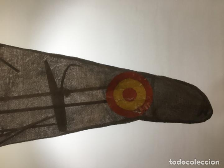 Radio Control: LOTE AVIONES JUGUETE ANTIGUOS MUSEO- ALTA COLECCIÓN - Foto 32 - 241709660