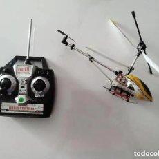 Radio Control: HELICOPTERO RADIO CONTROL RQ:8577 - 3 CHANNEL. Lote 241844275