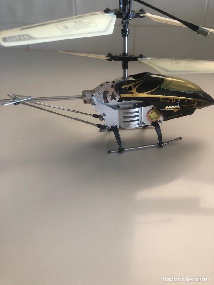 Radio Control: 3 helicópteros, no tienen mandos pero son muy buenos . Se venden para piezas - Foto 5 - 244666485