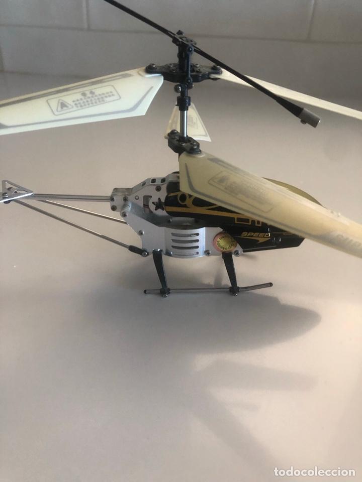 Radio Control: 3 helicópteros, no tienen mandos pero son muy buenos . Se venden para piezas - Foto 7 - 244666485