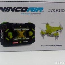 Radio Control: MINI DRON/DRONE NINCOAIR POCKET DE NINCO. Lote 252360735