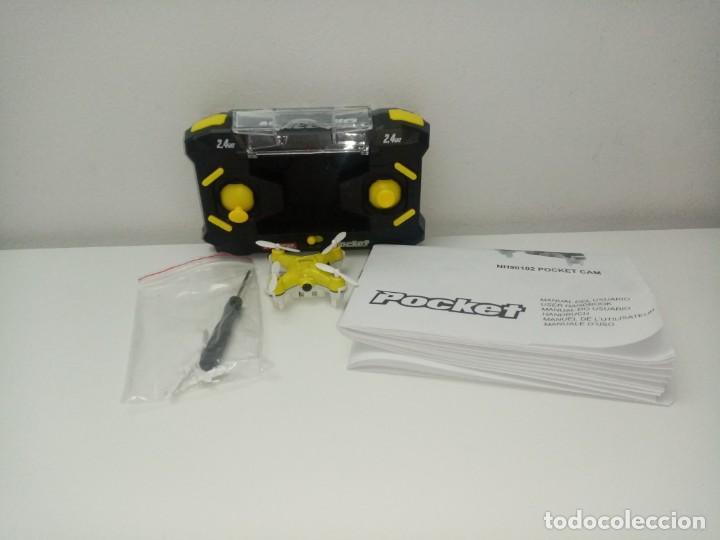 Radio Control: MINI DRON/DRONE NINCOAIR POCKET DE NINCO - Foto 8 - 252360735