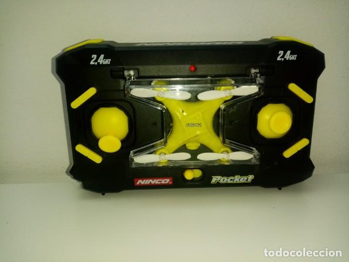 Radio Control: MINI DRON/DRONE NINCOAIR POCKET DE NINCO - Foto 9 - 252360735