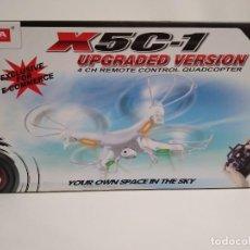 Radio Control: DRON SYMA X5C CON CAMARA HD NUEVO. Lote 263136215