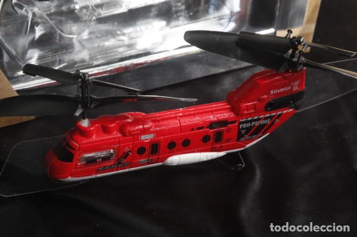 Radio Control: Helicóptero teledirigido TANDEM Z - Foto 9 - 263459845