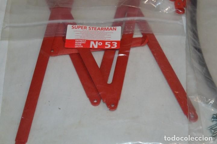 Radio Control: Lote 02 / Piezas avión SUPER STEARMAN - Colección ALTAYA / Avión radiocontrol ¡Mira fotos/detalles! - Foto 4 - 268440064