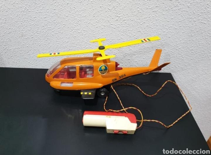 Radio Control: Helicóptero sanchis - Foto 4 - 269485353