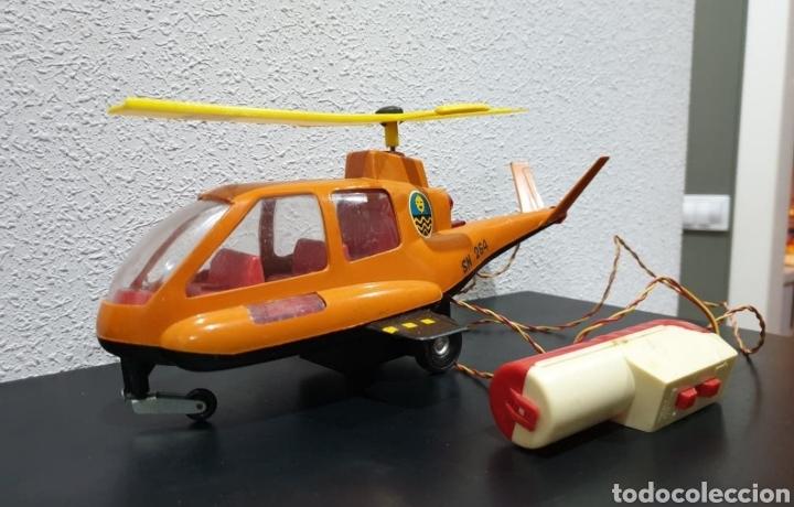 Radio Control: Helicóptero sanchis - Foto 5 - 269485353