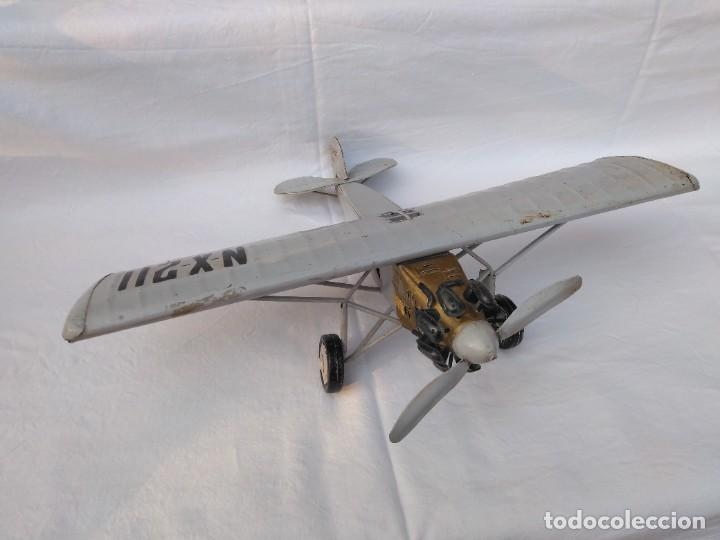 AVIÓN DE JUGUETE SPIRIT OF ST LOUIS N-X-211 (Juguetes - Modelismo y Radiocontrol - Radiocontrol - Aviones y Helicópteros)