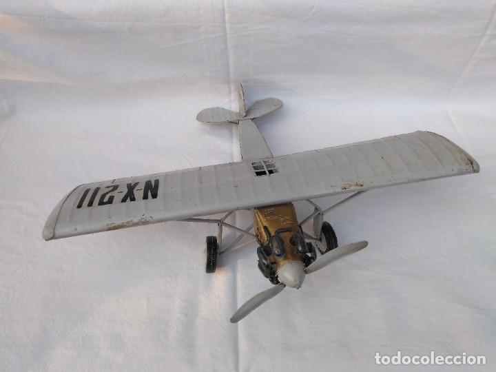 Radio Control: Avión de juguete Spirit Of St Louis N-X-211 - Foto 2 - 270175588