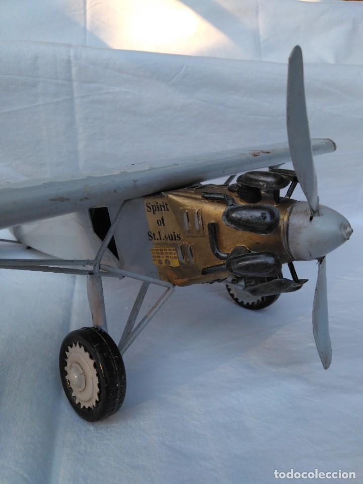 Radio Control: Avión de juguete Spirit Of St Louis N-X-211 - Foto 5 - 270175588