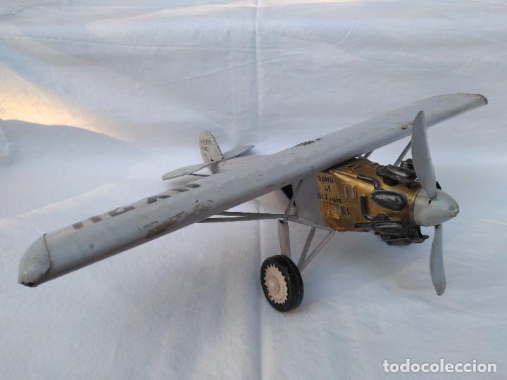 Radio Control: Avión de juguete Spirit Of St Louis N-X-211 - Foto 6 - 270175588