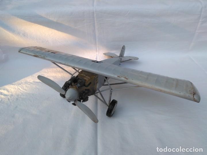 Radio Control: Avión de juguete Spirit Of St Louis N-X-211 - Foto 10 - 270175588
