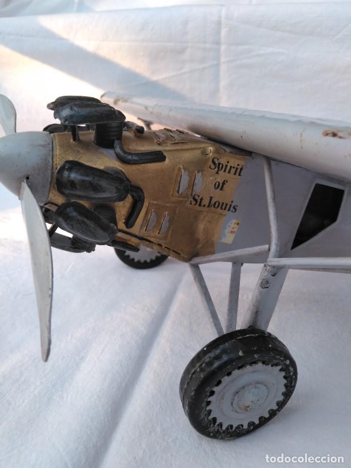 Radio Control: Avión de juguete Spirit Of St Louis N-X-211 - Foto 11 - 270175588