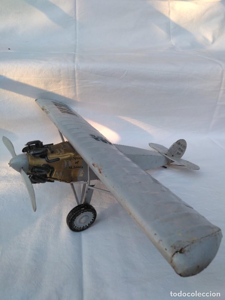 Radio Control: Avión de juguete Spirit Of St Louis N-X-211 - Foto 12 - 270175588