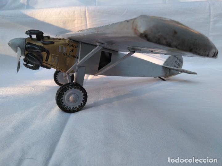 Radio Control: Avión de juguete Spirit Of St Louis N-X-211 - Foto 13 - 270175588