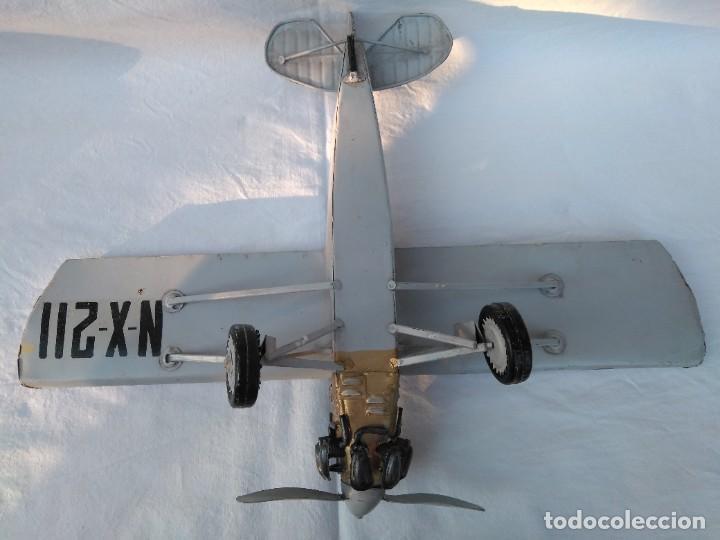 Radio Control: Avión de juguete Spirit Of St Louis N-X-211 - Foto 14 - 270175588