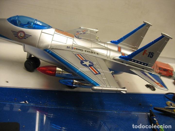 Radio Control: avion super air force radio control - Foto 2 - 276580468