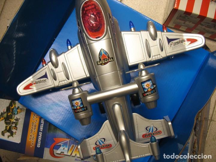Radio Control: avion air force - Foto 12 - 276581173