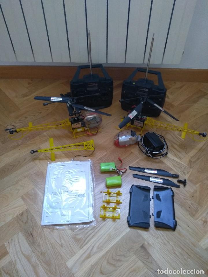 Radio Control: Lote Helicopteros RC 9081 - Foto 13 - 277829168