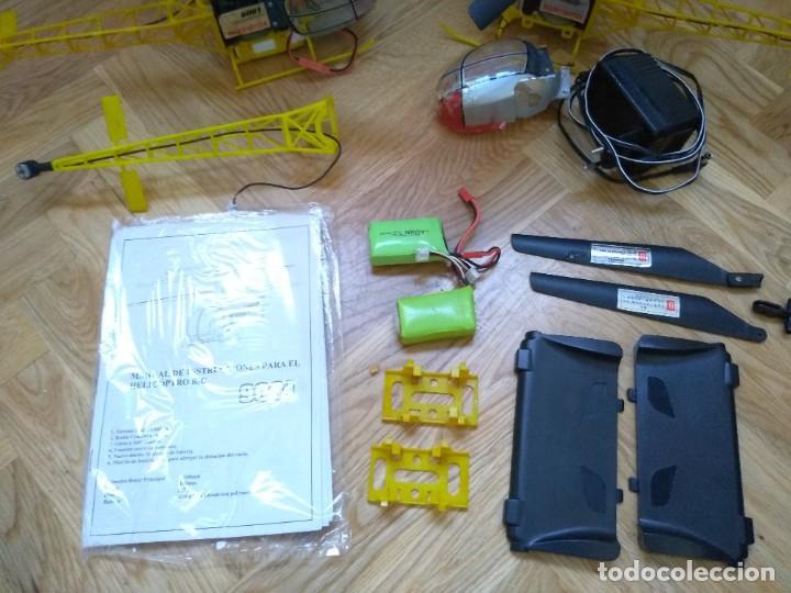 Radio Control: Lote Helicopteros RC 9081 - Foto 3 - 277829168