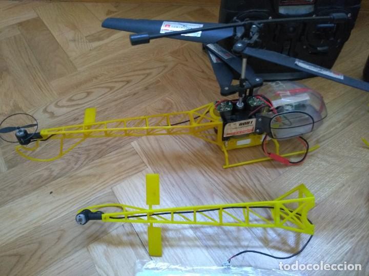 Radio Control: Lote Helicopteros RC 9081 - Foto 4 - 277829168