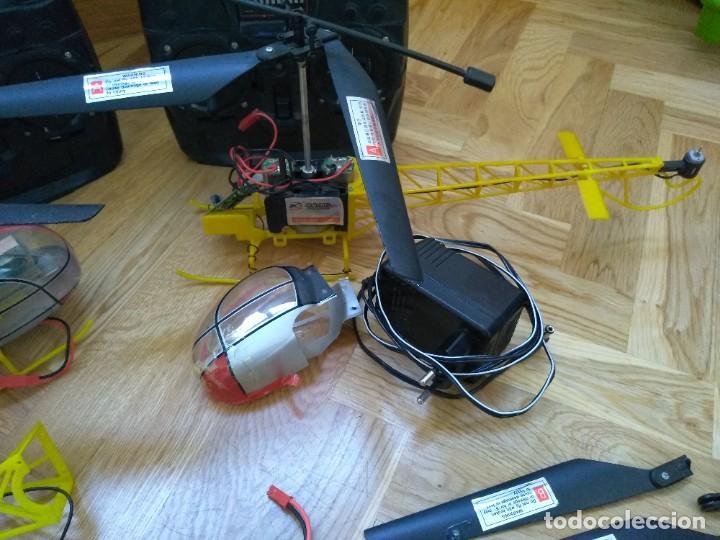 Radio Control: Lote Helicopteros RC 9081 - Foto 5 - 277829168